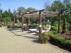 Finished Landscape and Pergola